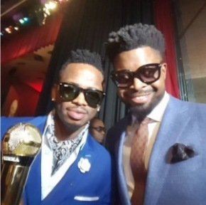 Davido, Wizkid and Yemi Alade lose AFRIMMA Artiste of the Year to Diamond Platnumz…